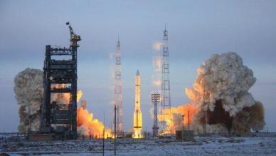 Tir Proton - Am5 le 26/12/13