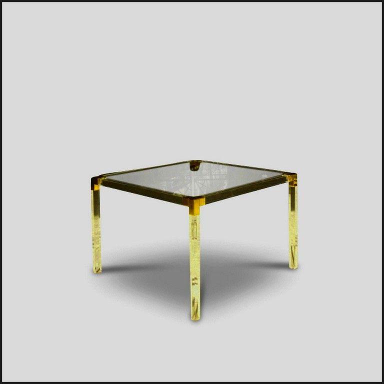 Parfait Table Basse Plexiglas Likeable