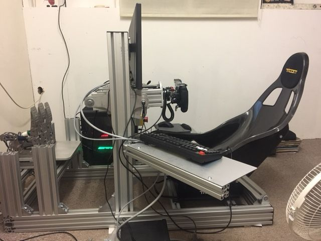 Image result for Gladi8or sim rig | Racing cockpit in 2019 | Sims