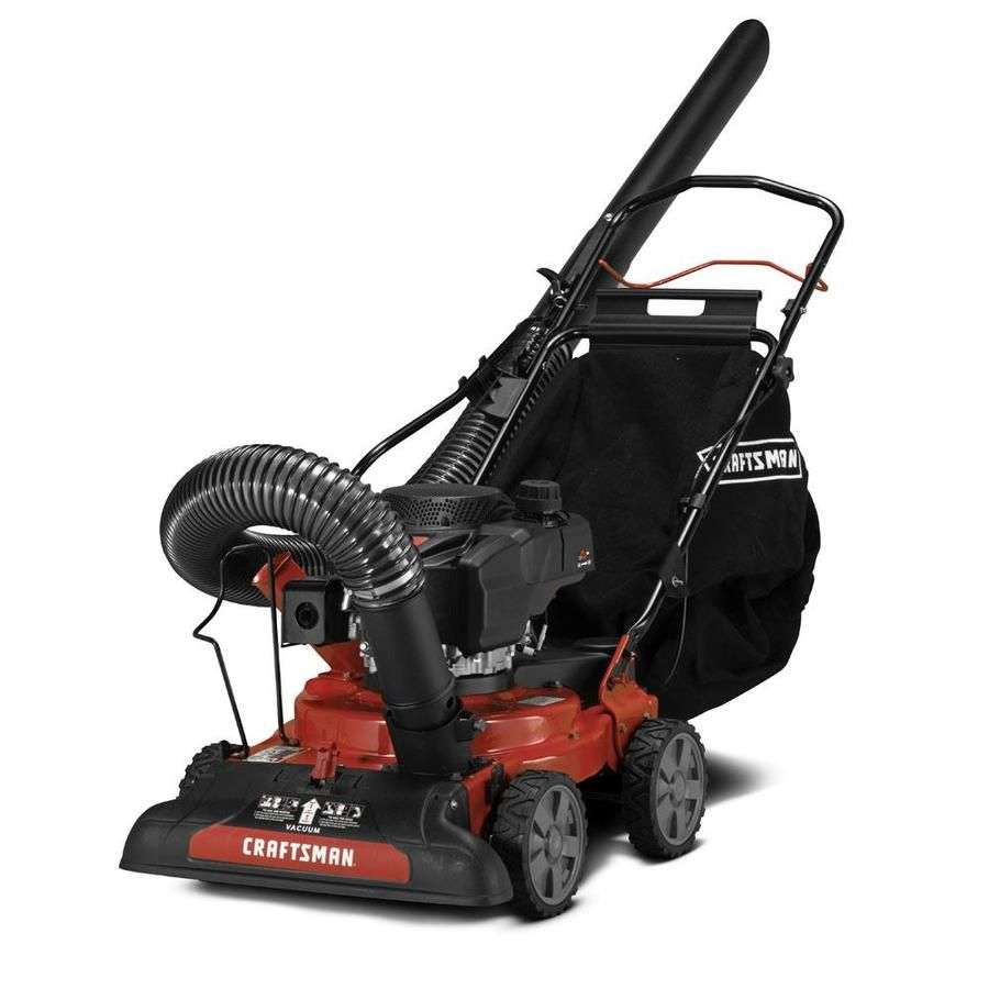 Craftsman 24 In 159 Cc Csv070 Lawn Vacuum 24a 07mp793 In 2020