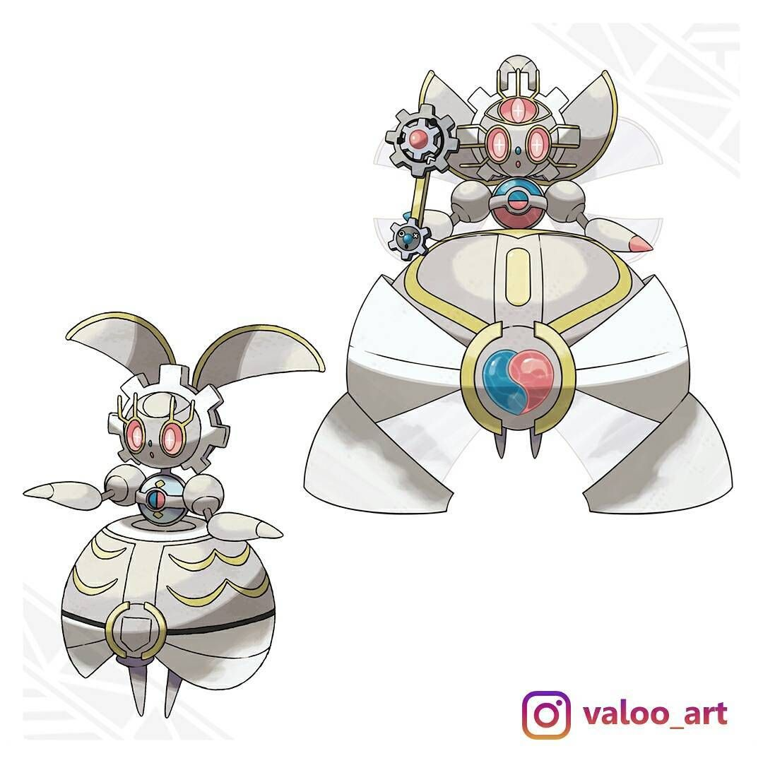 Mega Magearna by valoo_art | Mega POKEMON | Pinterest | Pokémon