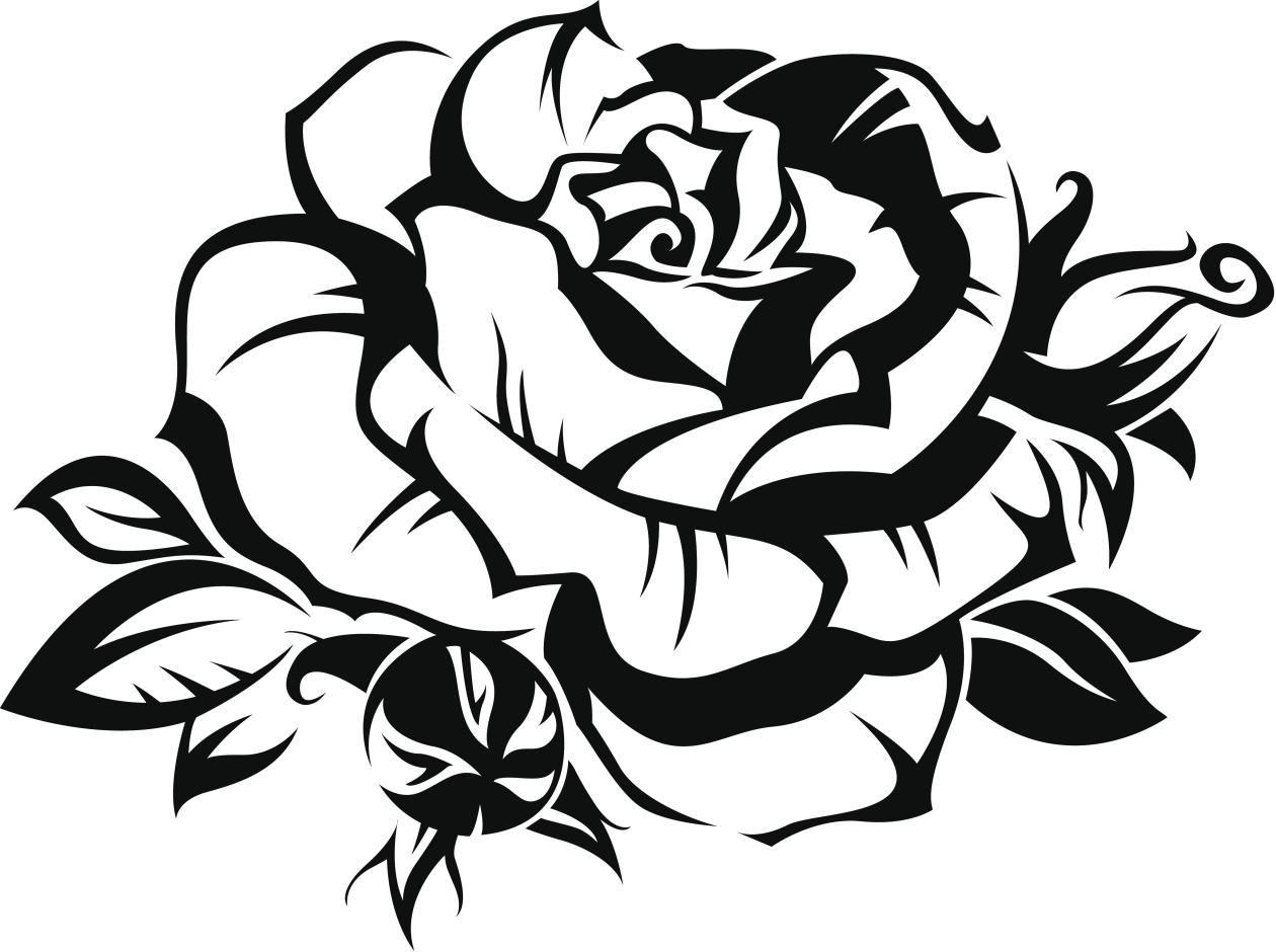 Розы черно белые открытки, доченькой