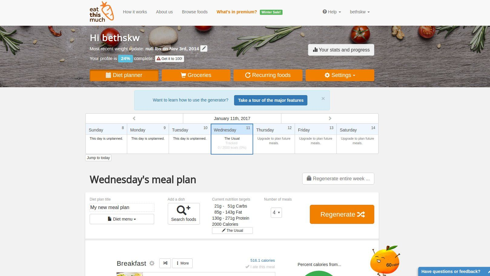 lifehacker: RT VitalsLH: Meal planner eatthismuch adds a calendar and more to its free service:  https://t.co/RcSj6hnnJZ