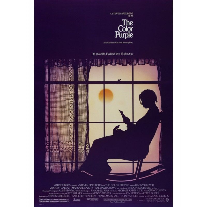 Poster A Cor Purpura Cores Poster Cartazes De Filmes