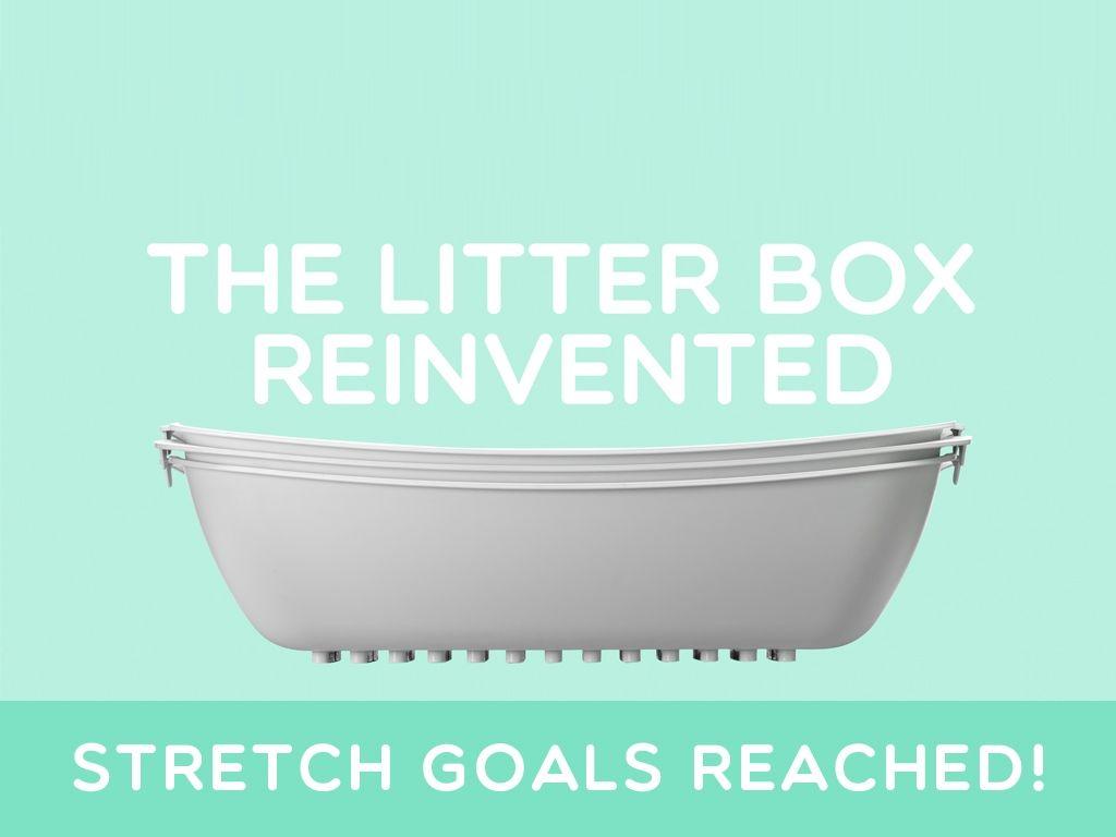 Luuup litter box the best cat litter box ever made