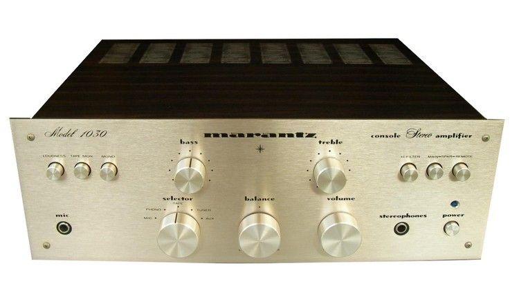 Marantz 1030 Hi Fi Amplifier A Page Dedicated To This Amp Hifi Vintage Marantz Hifi Amplifier Marantz Hifi