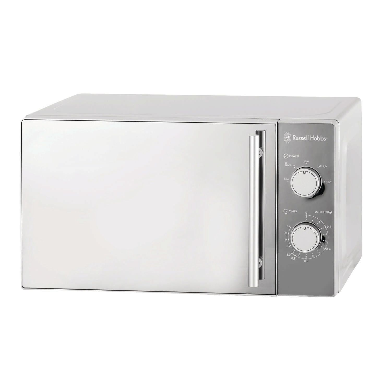 Rus Hobbs 20 L Clic Manual Microwave Nesting