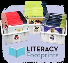 Literacy Footprints