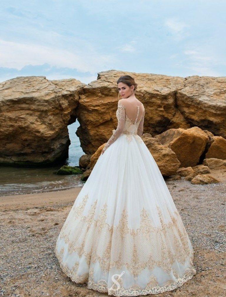 Vestidos novia princesa precios