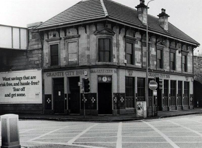 The Granite City Cathcart Road 1990 Glasgow Glasgow Scotland Granite City