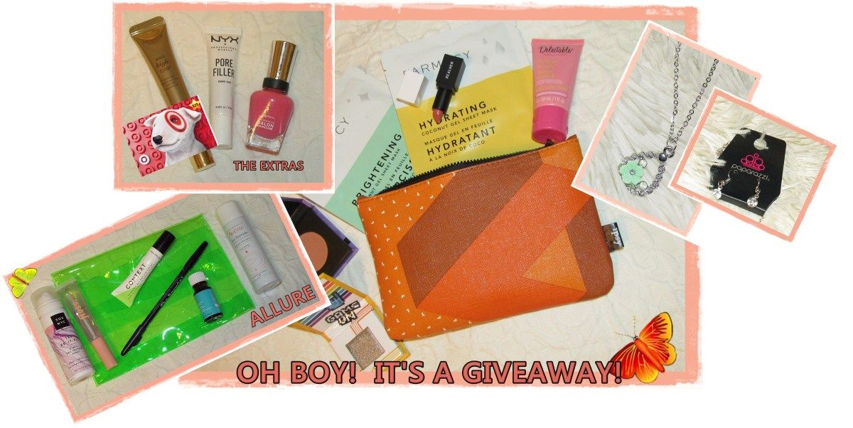 My June Ipsy Giveaway & Target Gift Card & So Much More in