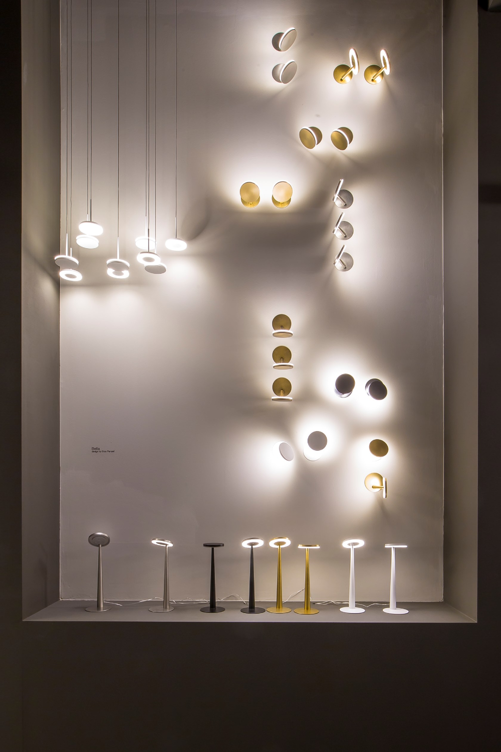 Wall Lamp Bella Collection By Panzeri