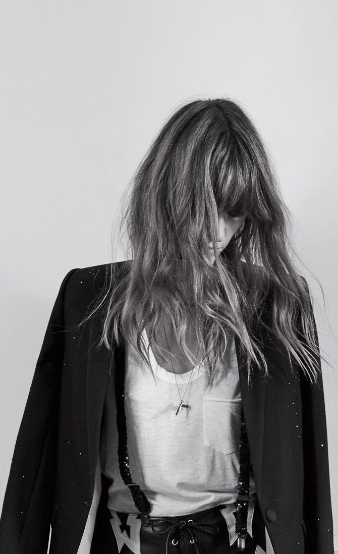 Rock 'n' Roll Style ✯ Zadig & Voltaire | Spring 2016