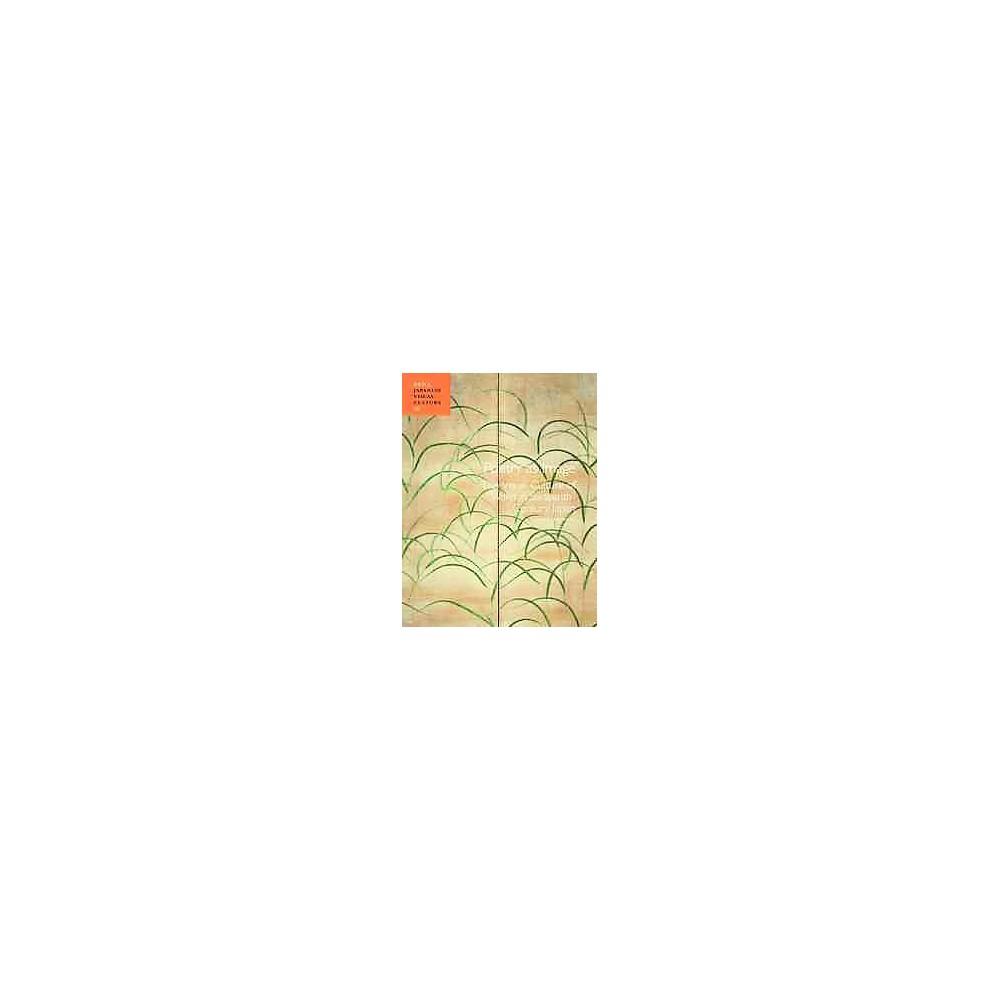 Poetry As Image : The Visual Culture of Waka in Sixteenth-Century Japan (Hardcover) (Tomoko Sakomura)
