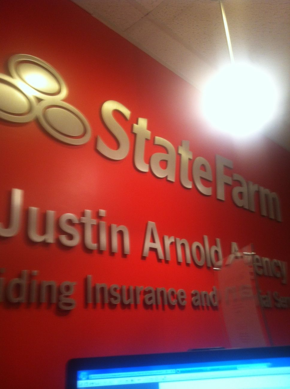 State Farm Agency In Bowie Maryland Justin Arnold Office State Farm Insurance State Farm Office State Farm