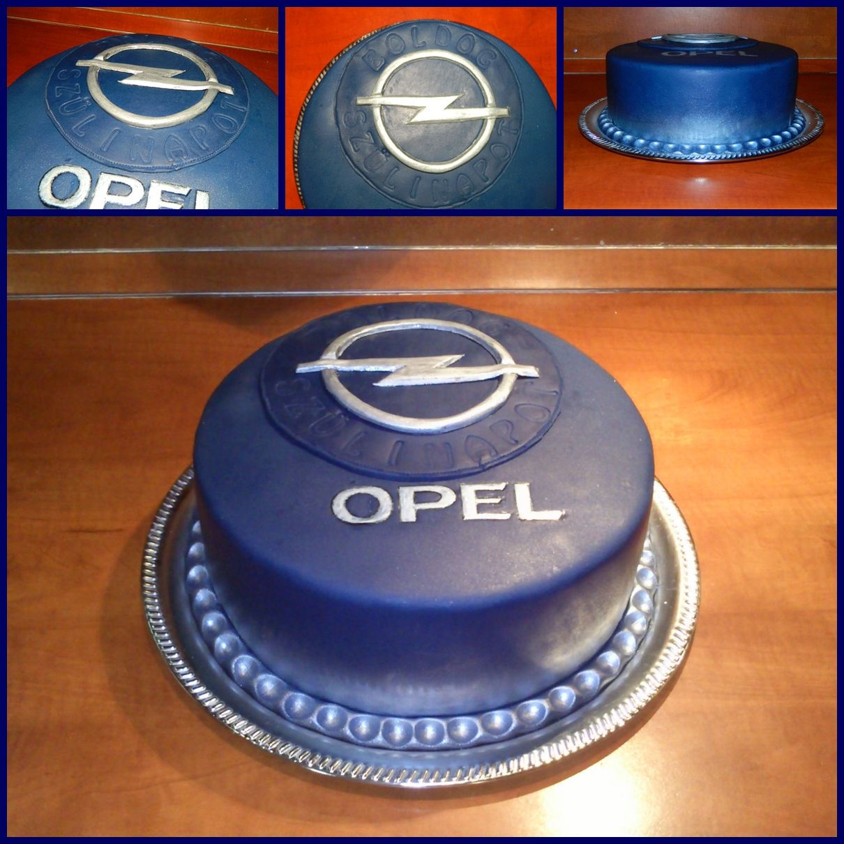75 Jahre Opel Kapitan Happy Birthday Kapitan