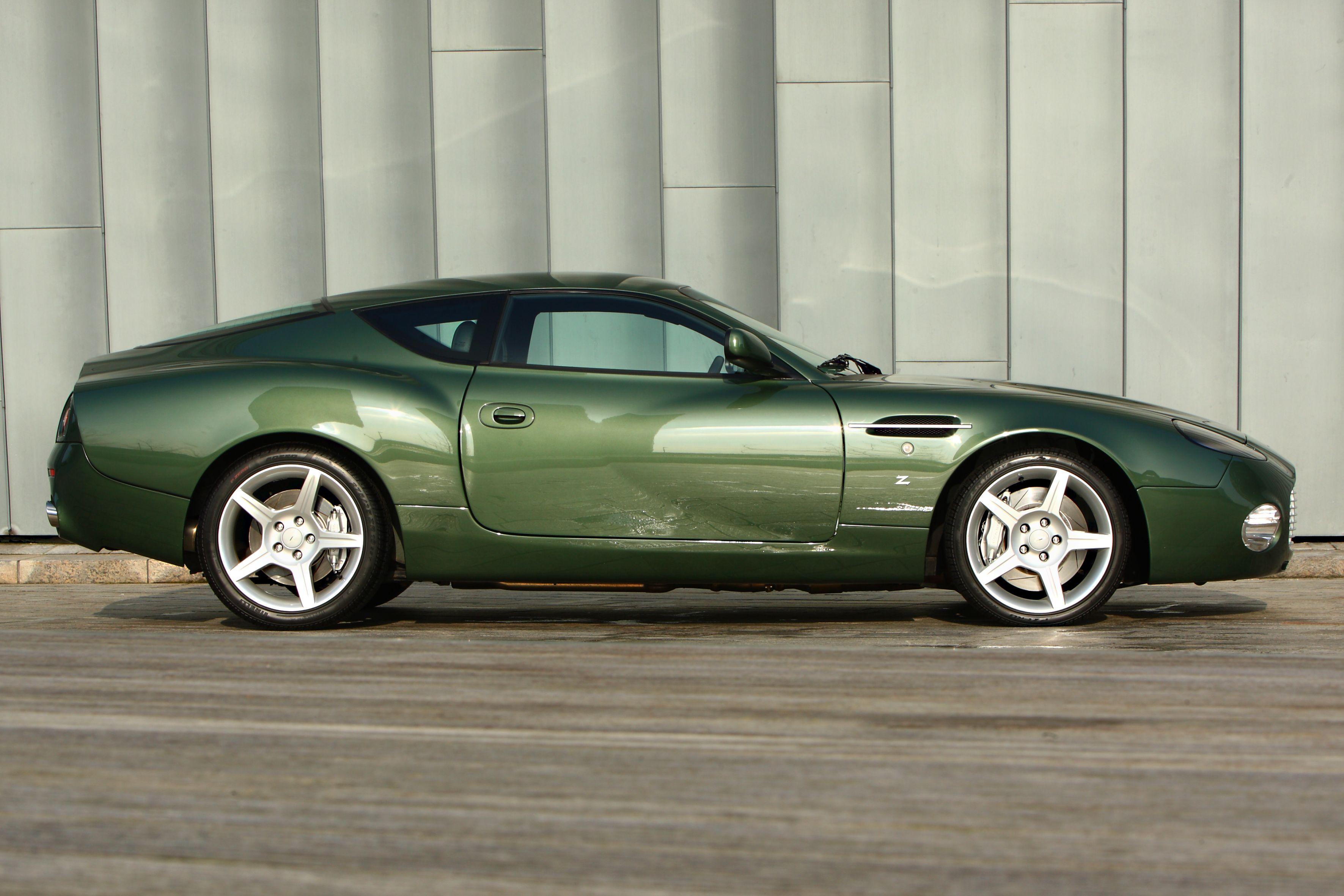 For sale Aston Martin DB7 Zagato Aston Martin Zagato