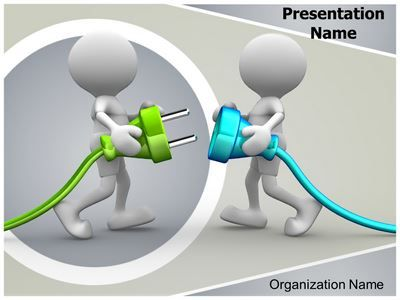 Download our professionally designed #Connecting #Cable #PowerPoint ...