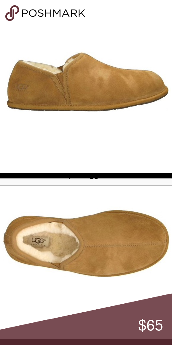 994dae32006c5 UGG Men's Scuff Romeo II slippers US 11 EU 44.5 Whether you're lolling  around