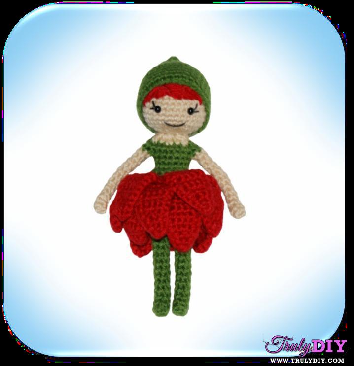 Blossom Pixie Doll-Deja Jetmir-Free Craft Patterns