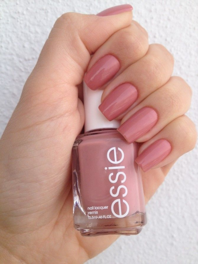 Esmalte da semana | Pinterest | Essie eternal optimist, Make up and ...
