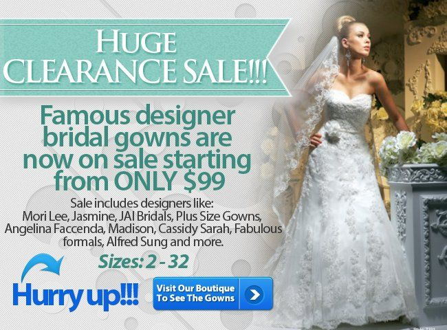 wedding dresses clearance> | Rustic affordable decorations ...