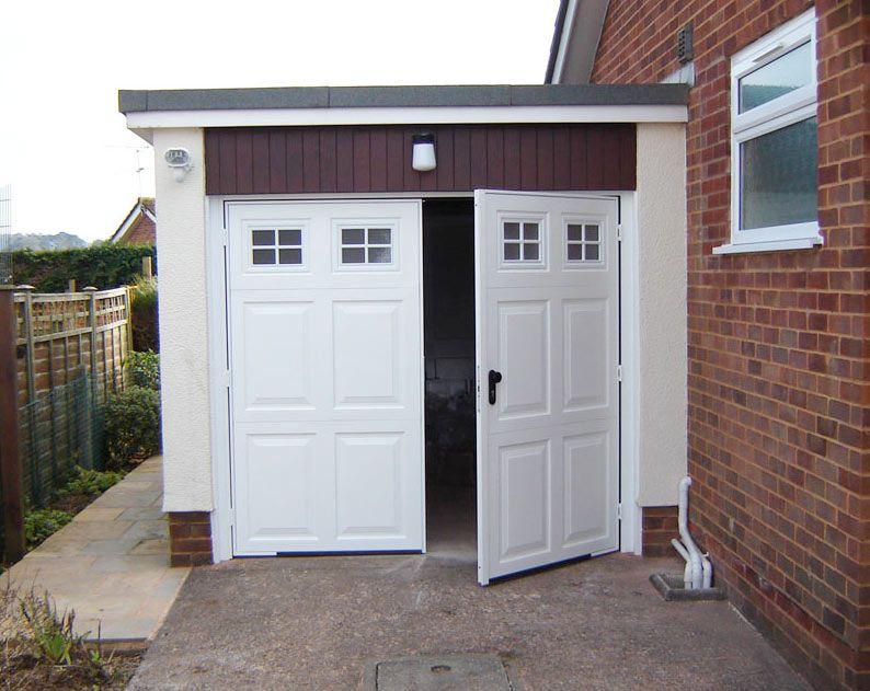 Side Hinged Garage Doors Google Search Garage Doors Pinterest