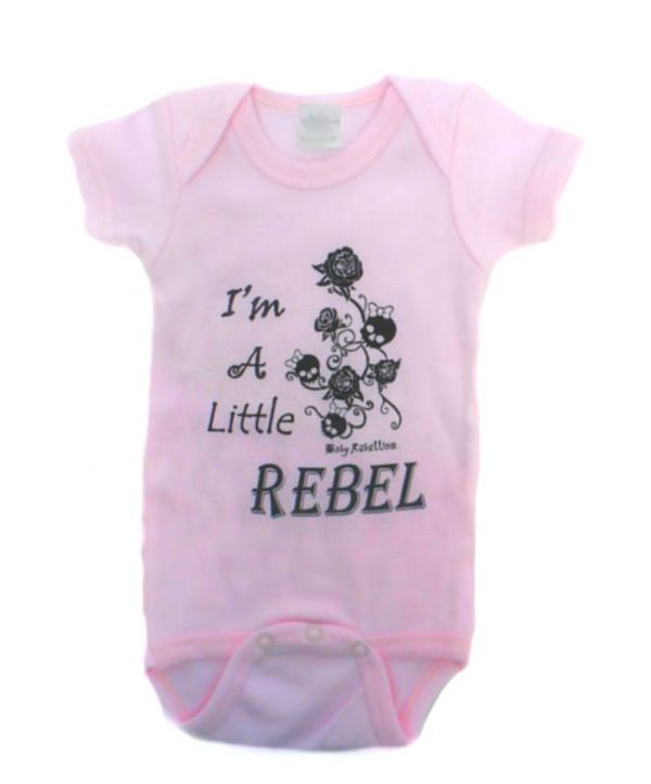 Punk Rock Baby Clothes, Skull Onesuits, Cool Toddler Apparel ...
