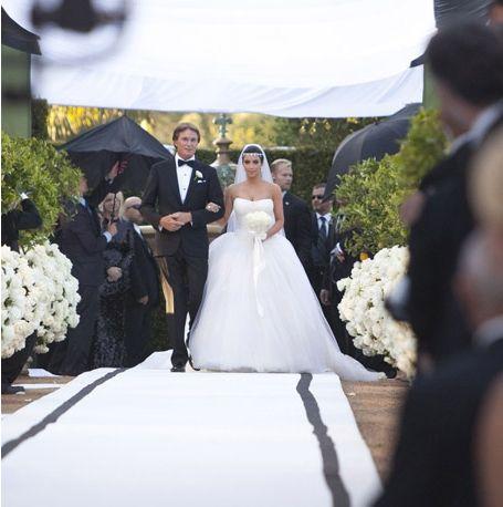 Kim Kardashian And Kris Humphriess Wedding Madisons Second Board