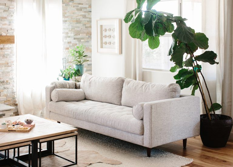 The Eternal Showdown Leather Sofa Vs Fabric Luxury Furniture Living Room Article Sofa Unique Living Room Furniture