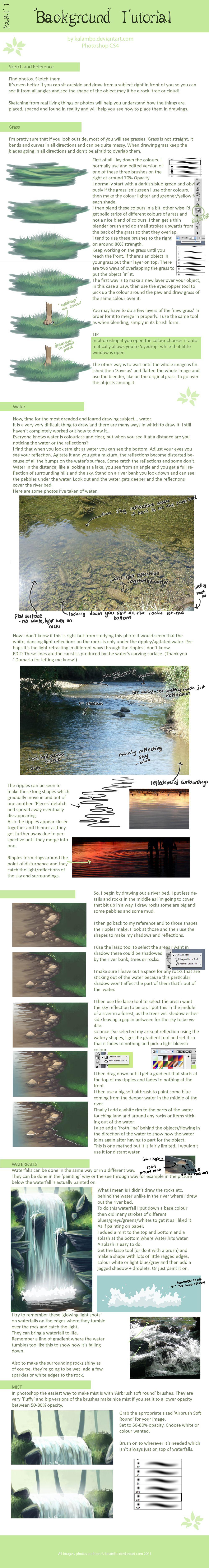 Background tutorial - Part 1 by *kalambo on deviantART