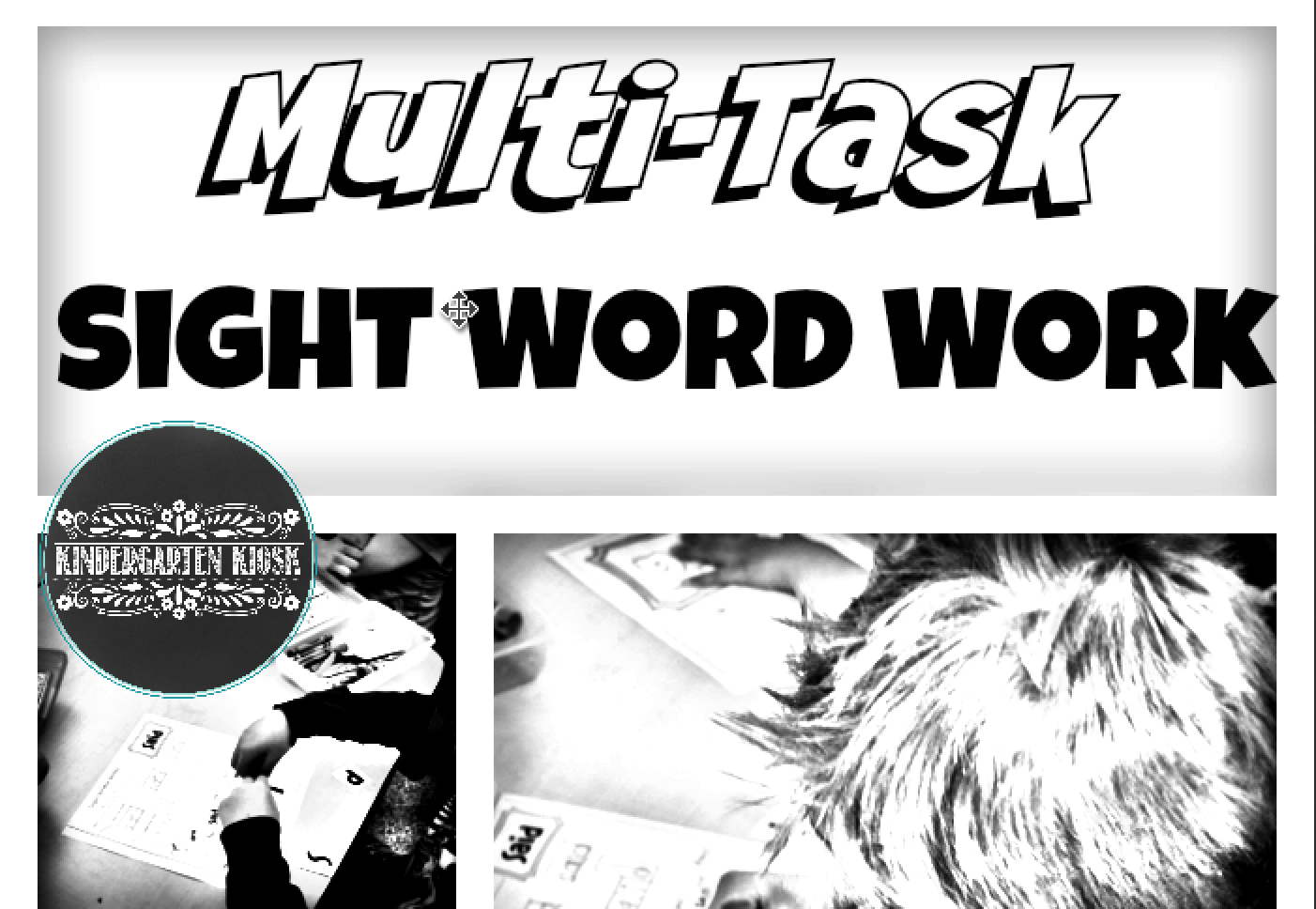 Sight Word No Prep Multi Task Worksheets With Images
