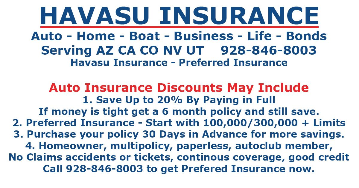 Save on insurance get preferred insurance 9288468003