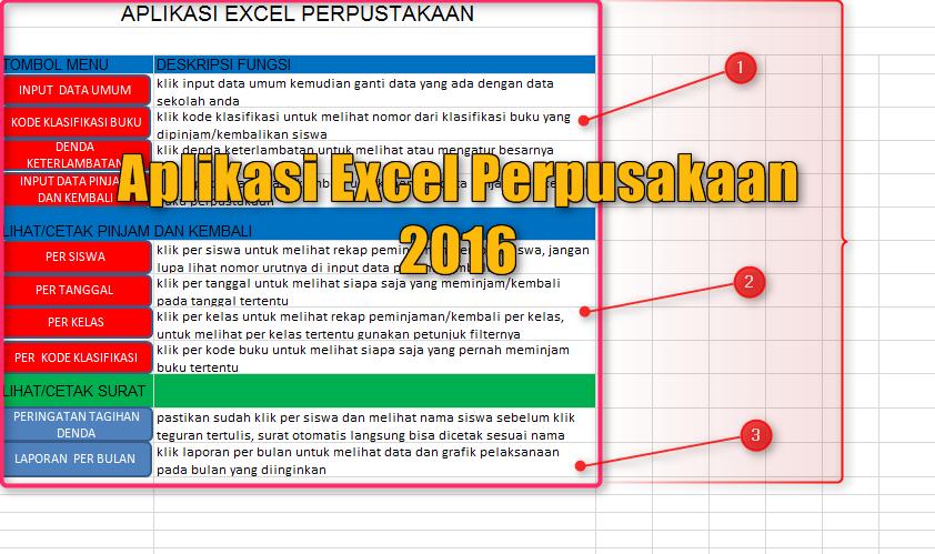 Info Sekolah Kita Rexxar Xls Otomatis Aplikasi Perpustakaan Sekolah Dengan Excel Gratis Download Terbaru Perpustakaan Pendidikan Sekolah