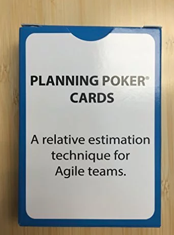 Pin By Carlos Fellype On Agilist Planning Poker Poker Cards Cards
