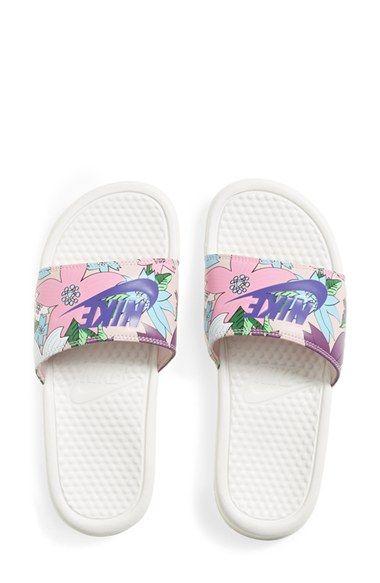 1ab2ace4cabd Nike  Benassi JDI  Print Slide Sandal (Women)