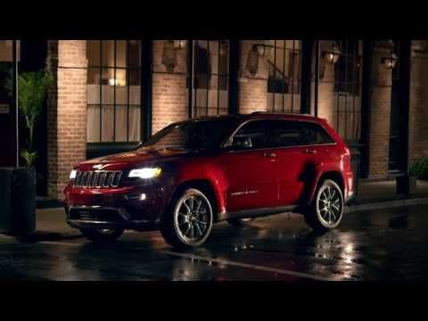 """2014 Jeep® Grand Cherokee """"Dominique's"""" OFFICIAL COMMERCIAL"""