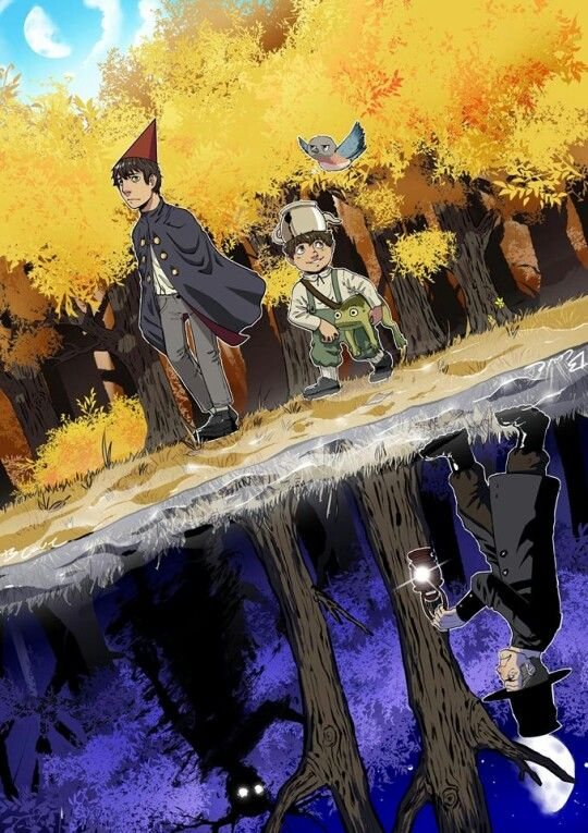 Over the Garden Wall (With images) Over the garden wall