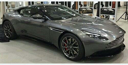 The New Db11 In Magnetic Silver The 1 18 Scale From Diecast Legends Will Be Released In June 2017 Ive Got Mine P Sports Cars Luxury Aston Martin Super Cars