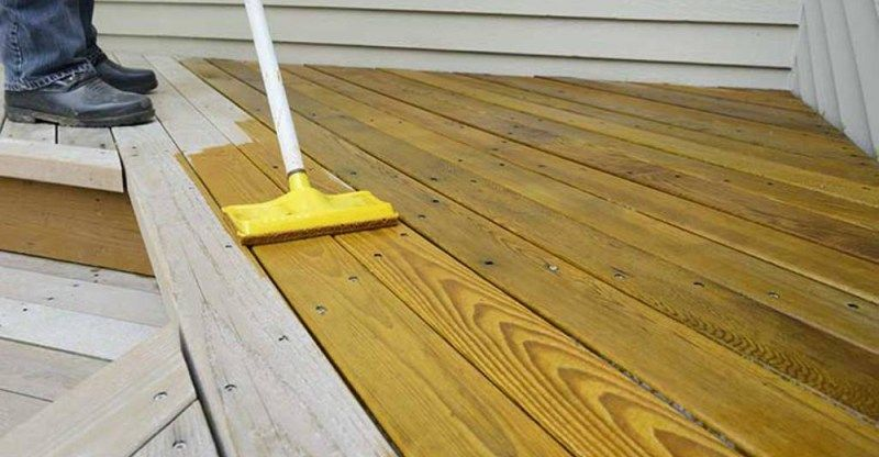 Top 10 Best Deck Stains To Buy In 2020 Homeluf Com Wood Deck Stain Best Deck Stain Deck Stain Colors