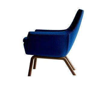 """Roger Persson´s aim is to create a new classic armchair, an armchair that feels just as right today as in 20 years´ time. \""""The neatness of the design idiom is essential to ensuring an armchair is ea…"""