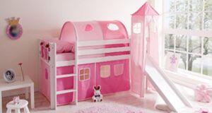 Kinder Etagenbett Testsieger : Podestbett mit rutsche kasper classic kinderhochbett