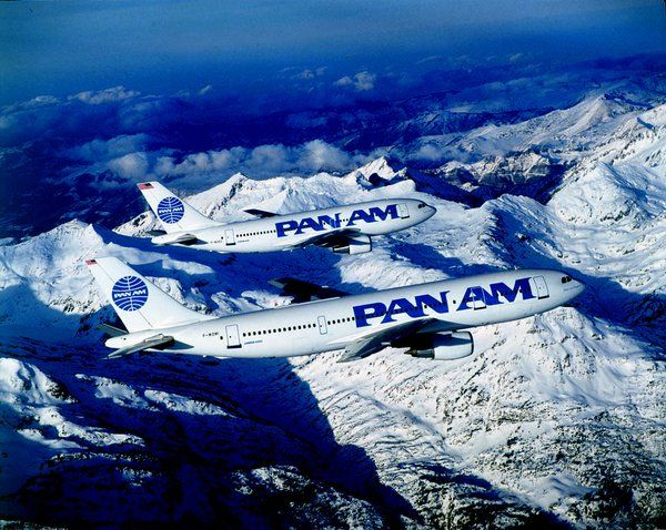 Pan Am Airbus A300 and A310 - Pan Am (@FlyPanAm) | Twitter
