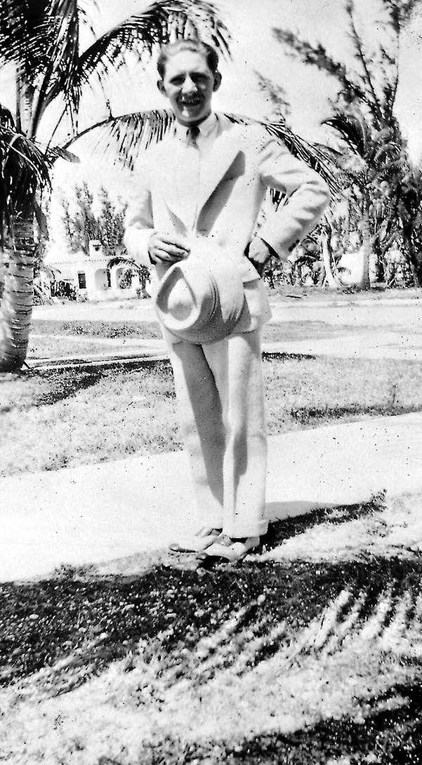 Morris Bierman. Year 1945. Born near Odessa, Russia in