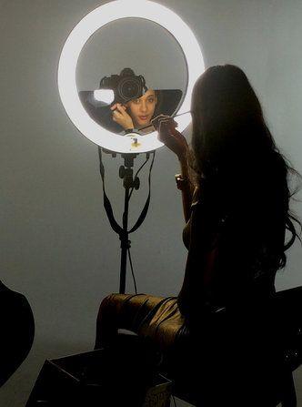 Image 1 Diva Ring Light Selfie Light Light Photography