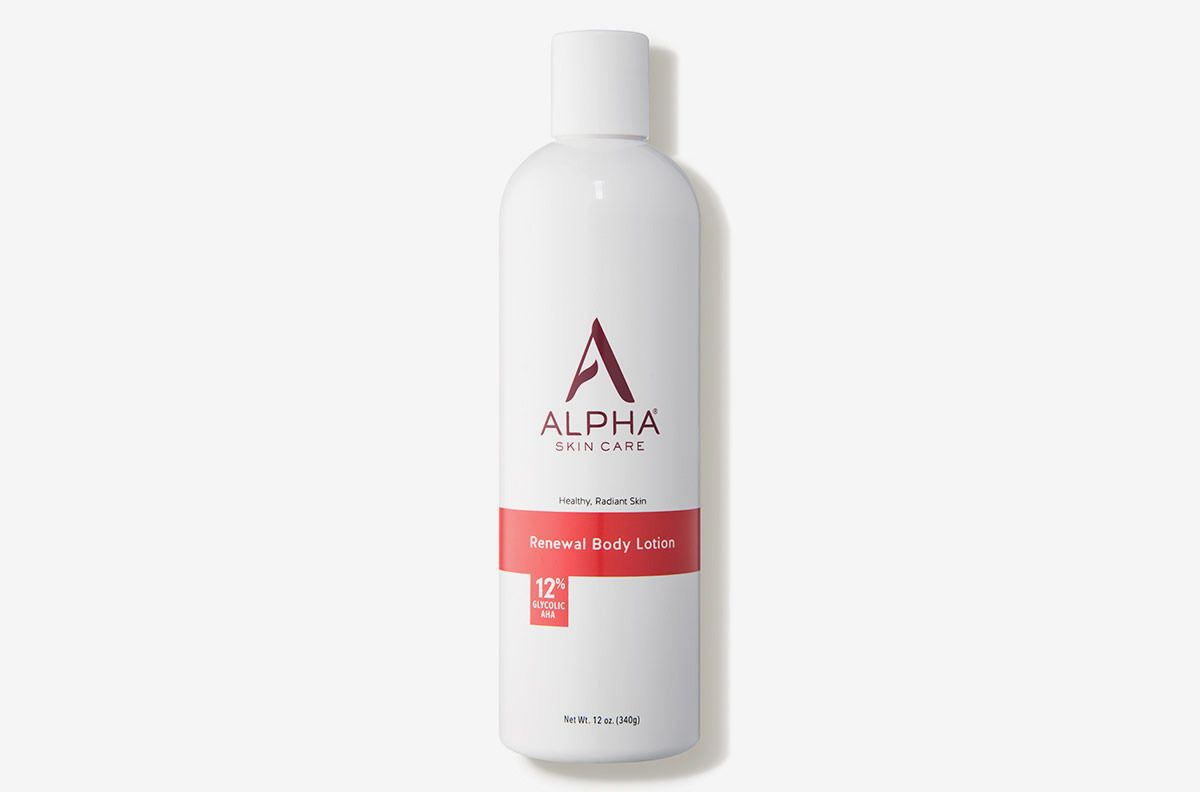 Alpha Skincare Renewal Body Lotion 12 Glycolic Aha Body Lotions Lotion Body Skin Care