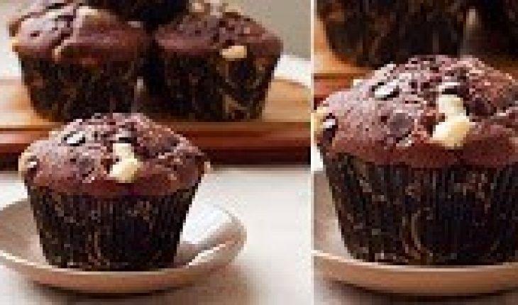 Resep Muffin Chocolate Kue Cupcake Dengan Rasa Coklat Yang Lezat Dan Enak Kue Muffin Kukus Aneka Kue Muffin Membuat Muffin Cokelat Kac Kue Resep Kue Makanan