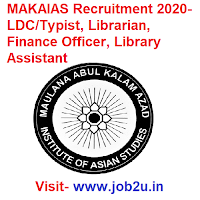 Makaias Recruitment 2020 Ldc Typist Librarian Finance Officer