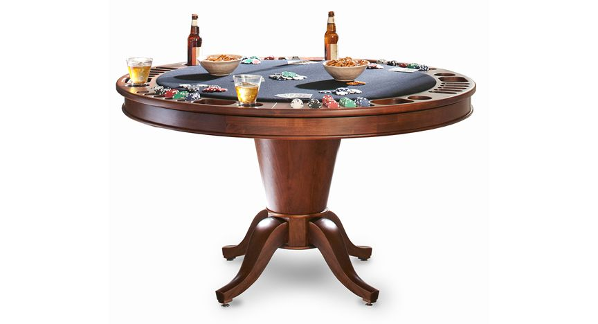 cambria reversible top game table game room furnishings table rh pinterest es