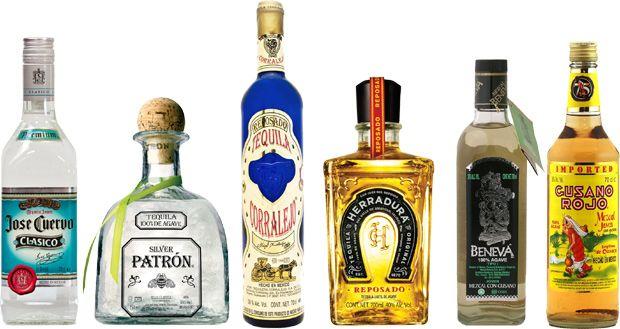Tequilas Mexicanos Buscar Con Google Tequila